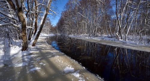 Talvine jõgi