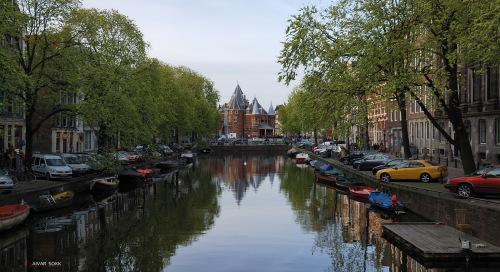 Amsterdami kanalid