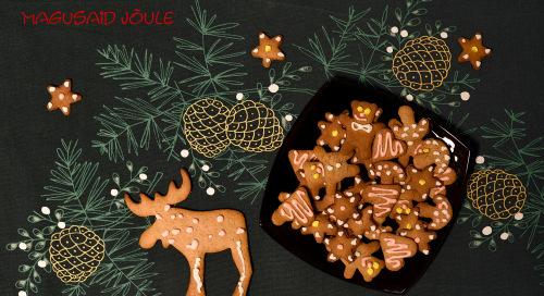 Magusaid Jõule / Sweet Christmas