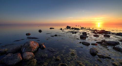 Taeva ja mere piiril
